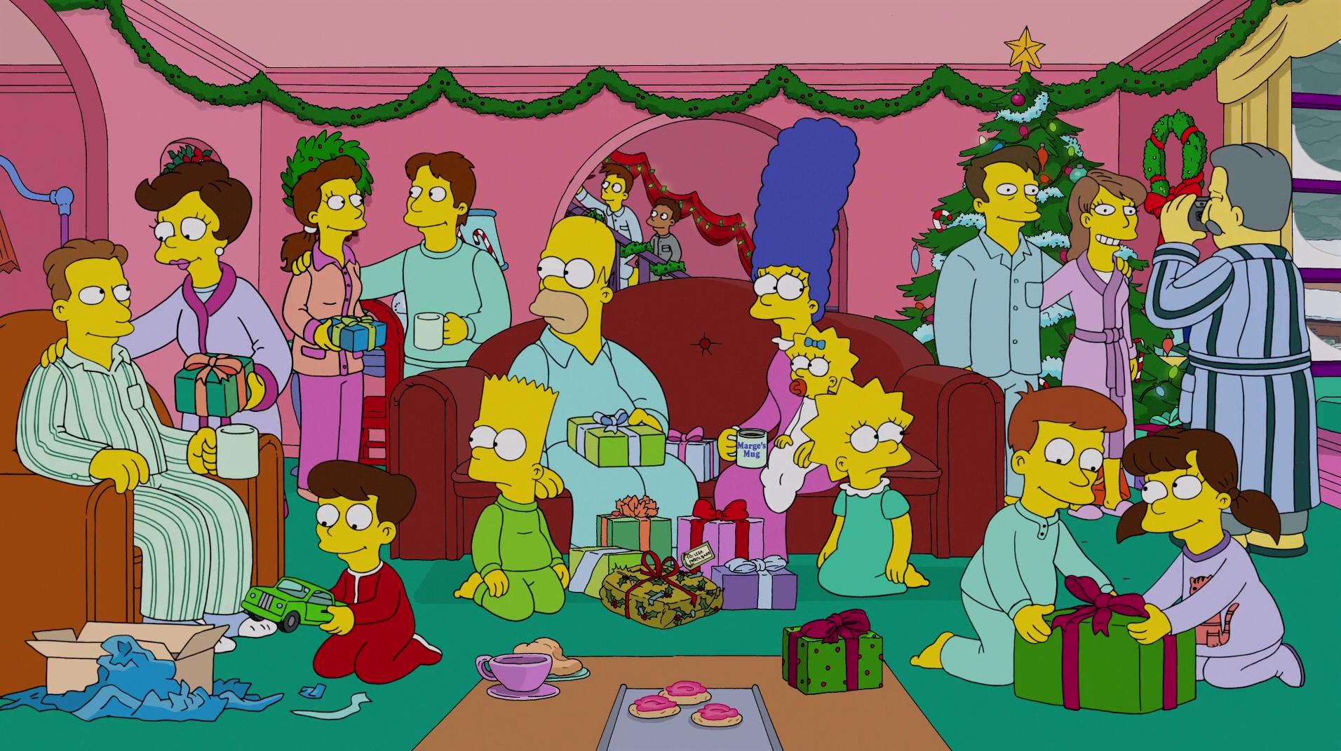 Image - Christmas Day.JPG   Simpsons Wiki   FANDOM powered by Wikia