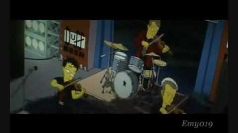 Green Day - The Simpsons (Official Music Video by Emy019)