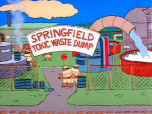 Resiíduos Tóxicos de Springfield