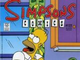Simpsons Comics 122