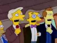 Waylon Smithers, Jr. young in I Married Marge