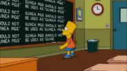 500 keys chalkboard