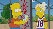 Bart Impressed