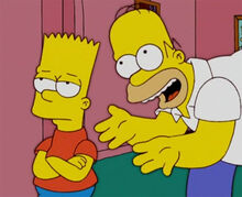 Bart e homer geniais