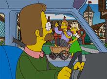 Flanders chegando humbleton