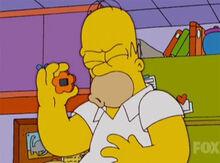 Homer d'oh imã lisa
