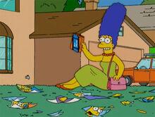 Marge copias fotos cortador