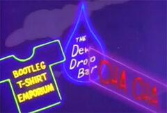 The dew drop bar ava0