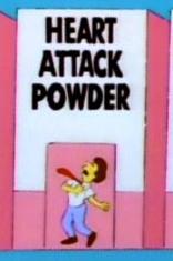 Heart Attack Powder