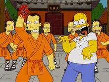 Homer fatality