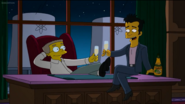 The burns cage - smithers and julio 7