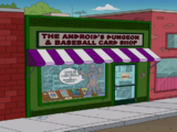 The Android's Dungeon & Baseball Card Shop