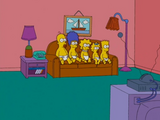 Aging Family couch gag