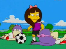 Jessica lovejoy boa de bola