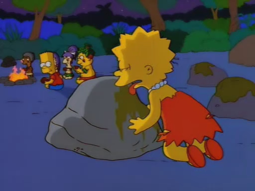 File:Lisa Licks Slime.JPG