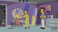 Marge Simpson in Wrecking Queen Scenes 18