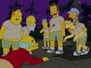 Pan Burns zdegradowany