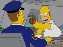 Homer vs krackney