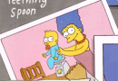 Marge with Baby Bart