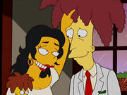 180px-Sideshow Bob and Francesca