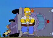 Homerfugindodoacidente