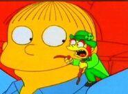 Leprechaun with Ralphie