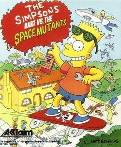 Bart vs the space mutants avat0