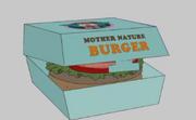 Mother nature burger