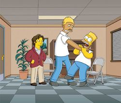 Love Is A Many Strangled Thing Simpsons Wiki Fandom Powered By Wikia