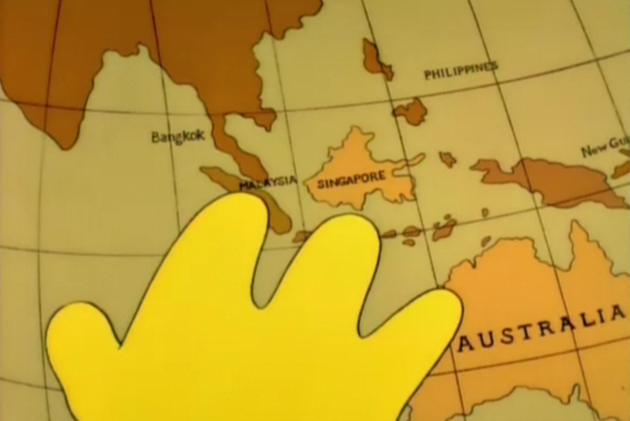 Papua New Guinea | Simpsons Wiki | FANDOM powered by Wikia