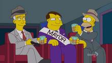Marlow,Quimby e Homer