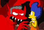 Moe Devil Marge Young