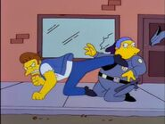 Snake and Wiggum Story