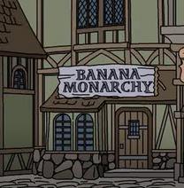Banana Monarchy