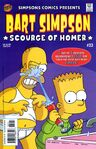 Bart Simpson-Scourge of Homer