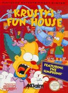 Game Krusty's Fun House