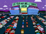 Gee Your Hair Smells Terrific Arena