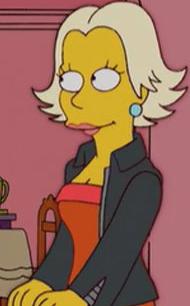 Секс лиза симпсон википедия