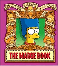 Library of wisdom marge book