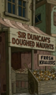 Sir Duncan's Doughed Naughts