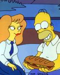 The Last Temptation of Homer (Promo Picture)