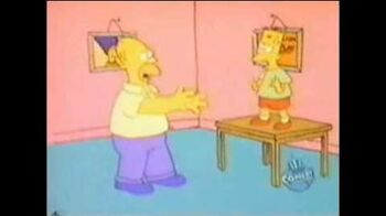 The Simpsons Short - Bart Jumps
