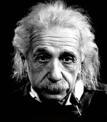 Albert Einstein - Fotografia 2