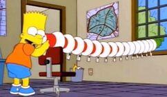 La Guerre secrète de Lisa Simpson