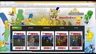 Os Simpsons online 24 horas grátis em português