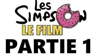 Parlons Simpson 22 Le film Partie 1
