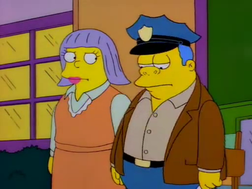Image result for Sarah Wiggum
