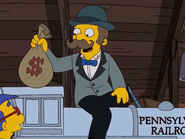 Uncle Pennybags parody