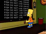 Bart vs. Lisa vs. the Third Grade/Gags