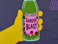 D'oh-in'InTheWind GardenBlast